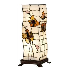 Artistar Tiffany styl stolní lampa Blossom