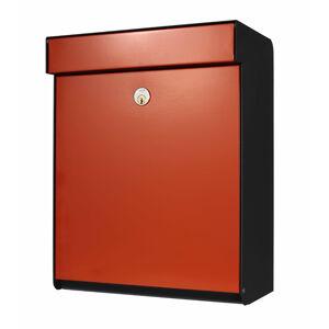 Juliana Červená poštovní schránka základní tvar
