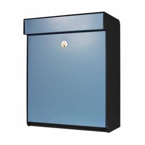 Juliana Modrá poštovní schránka základní tvar