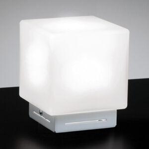 Ailati Stolní lampa Cubis, bílá