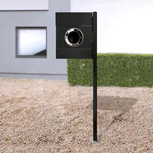 Absolut/ Radius Stojanová poštovní schránka Letterman II černá