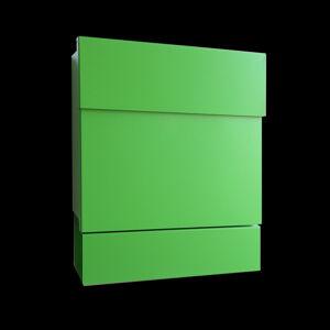 Absolut/ Radius Poštovní schránka Letterman V noviny zelená