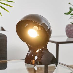 Artemide Artemide Dalú - černá designová stolní lampa