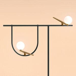 Artemide Artemide Yanzi stojací lampa LED, dotykový stmívač
