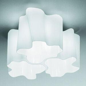 Artemide Artemide Logico stropní světlo 3zdr. 120° 45x45 cm