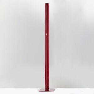 Artemide Artemide Ilio-stojací lampa LED, App,červená,3000K