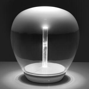 Artemide Artemide Empatia skleněná stolní lampa LED, Ø 36cm