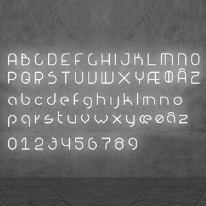 Artemide Artemide Alphabet of Light velké písmeno T