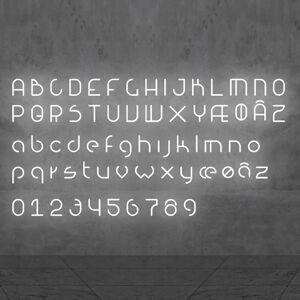 Artemide Artemide Alphabet of Light malé písmeno y