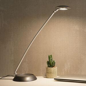 Aluminor Dvojitě nastavitelná stolní lampa LED Forever, 8 W