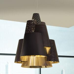Axo Light Axolight Melting Pot 120 závěsné světlo hnědozlaté