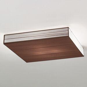 Axo Light Axolight Clavius stropní světlo 60 cm tobacco