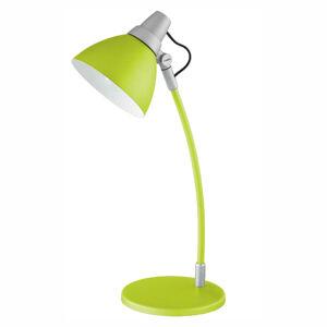 Brilliant Barevná stolní lampa Onni zelená, se stojanem