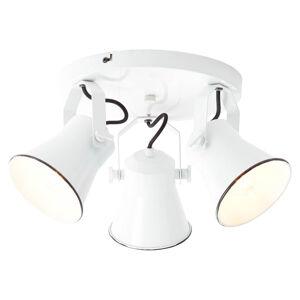 Brilliant Stropní reflektor Croft otočné hlavy 3 zdroje