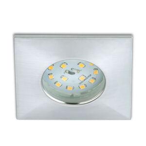 Briloner Luca LED podhledové svítidlo IP44 hliník