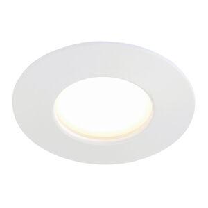 Briloner Bílé LED podhledové svítidlo Felia, IP44
