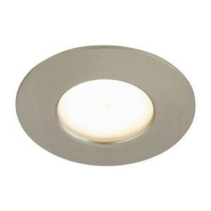 Briloner LED podhledové svítidlo Till venkovní, nikl matný