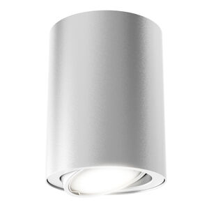 Briloner LED stropní svítidlo 7119 s GU10 LED, stříbrná