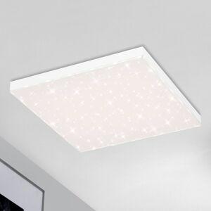 Briloner LED hvězdná obloha Frameless CCT, 45x45cm
