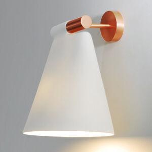 B.lux Keramické nástěnné světlo Cone Light W