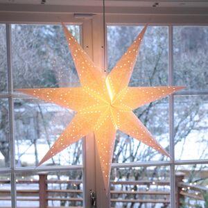 STAR TRADING Dekorativní lampa Sensy Star sedmicípá