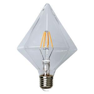 Best Season E27 3,2W 827 LED žárovka, 16,5 cm tvar kosočtverce