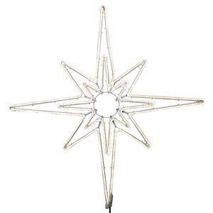 Best Season Silueta hvězdy NeoLED pro venkovní použití