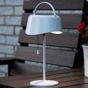 Best Season Solární Stolní lampa LED Cervia - sklopná