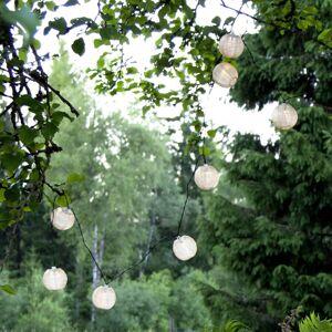 Best Season LED solární světlo Festival, světelný řetěz