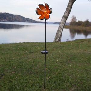 Best Season Solární LED světlo Melilla, květina
