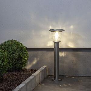 Best Season Pireus LED solární venkovní světlo, senzor den/noc