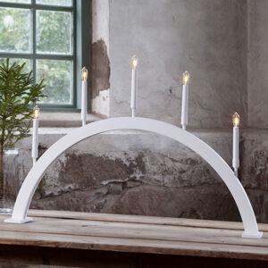 Best Season Storm světlo do okna, 5 žárovek 59 cm bílá