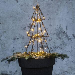 Best Season LED venkovní dekorace Light Tree Foldy, 50 cm