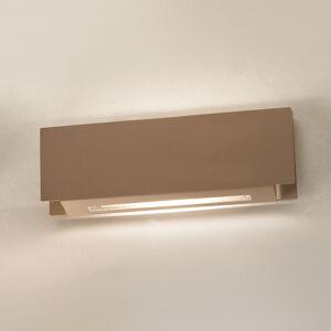BRAGA Pochete - nepřímo svítící nástěnné světlo - jíl
