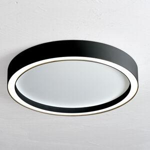 BOPP Bopp Aura LED stropní svítidlo Ø 30cm bílá/černá