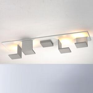 BOPP Bopp Reflections stropní světlo dlouhé bílá/alu