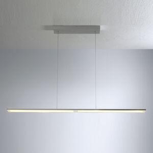 BOPP Bopp Fly LED závěsné světlo 140cm dlouhé hliník