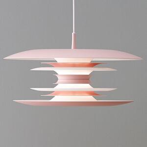 BELID LED závěsné svítidlo Diablo Ø 40 cm světle růžové