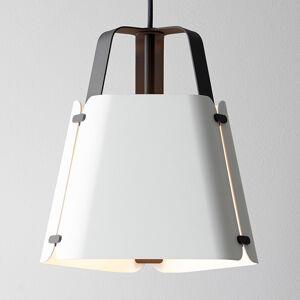 BELID Závěsné světlo Wrap, bílé, 27,5 cm