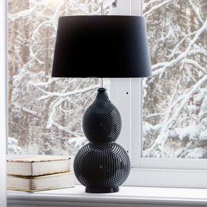 By Rydéns By Rydéns Lofty stolní lampa stínidlo textil černá
