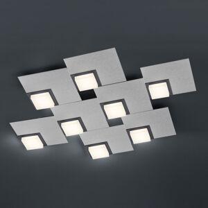 BANKAMP BANKAMP Quadro stropní LED svítidlo 64W, stříbrná
