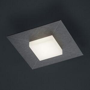 BANKAMP BANKAMP Diamond stropní světlo 17x17cm, antracit