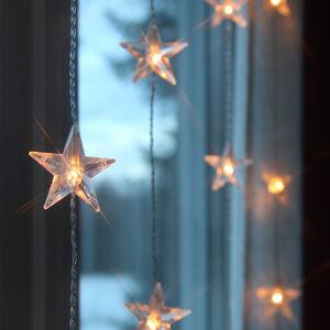 Best Season 200 cm vysoká LED světelná clona Star 50 žárovek