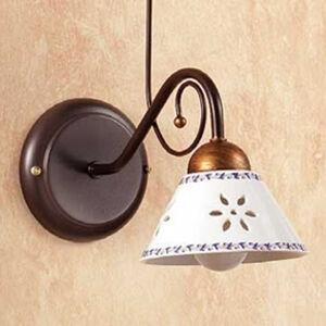 Ceramiche Nástěnné světlo LIBERTY