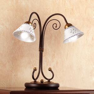 Ceramiche 2zdrojová stolní lampa LIBERTY
