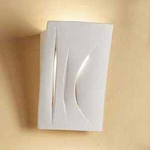 Ceramiche Puristické nástěnné světlo QUADRONE