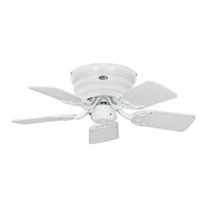 CASAFAN Stropní ventilátor Classic Flat III bílá Ø 75 cm