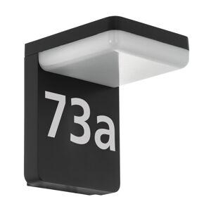 EGLO Amarosi LED osvětlení čísla domu