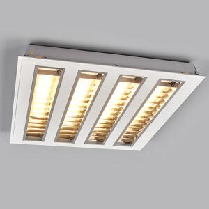 EGG LED rastrové světlo se čtyřmi mřížkami, 3000K