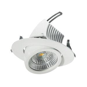 EGG Otočné LED podhledové svítidlo 15 cm, 18 W